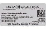 Data Graphics Inc Metal Photo UID
