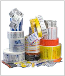 Adhesive Backed Labels Offer the Perfect Bond