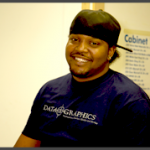 Data Graphics Inc Team Member - AJamar Barriner