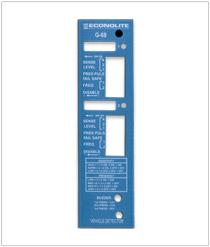 Lexan Label