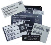 Collage of UIDs - Variety of Ways to Manufacture Your UID Identification Label