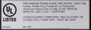 Data Graphics Inc UL Approved Labels