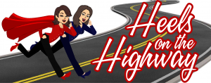 Heels on the Highway Logo