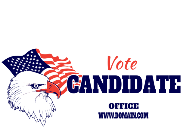 Campaign Signs From Quality Digitally Printed Political Signs - Custom cool vinyl stickers   for your political campaign