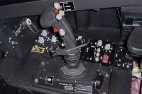 Photo Metal Prints in Cockpit