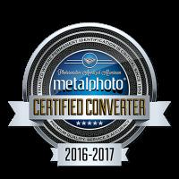 Metalphoto Certified Printer