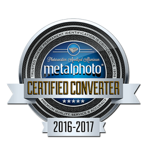 Metalphoto Certified Printer