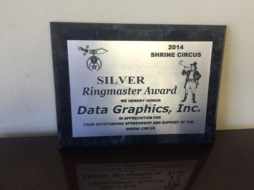 Shriners Community Service Award 2016