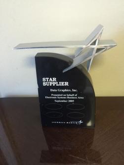 Star Supplier Award