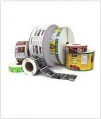 Huge Variety Between Each Roll of Labels. Versatile Felxo and Hot Stamp Roll Label Printers
