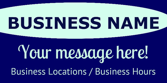 Corporate  Business Custom Vinyl Sign Maker Data Graphics Inc - Custom vinyl sign
