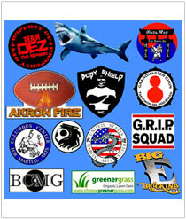 Custom Vinyl Stickers Maker Award Winning Die Cut Vinyl Decals - Custom cool vinyl stickers   for your political campaign