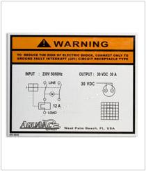 Heavy Equipment Vinyl Sign Maker