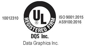 UL Registered Firm - DQS